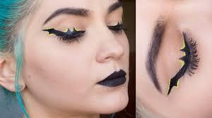 batman inspired makeup makeupamat