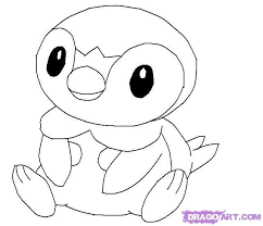 How To Draw Piplup By Animorpher