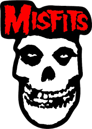 Misfits Decal Sticker