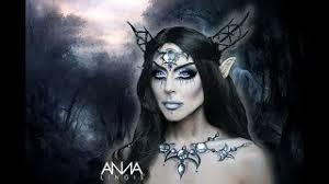 goth fairy makeup tutorial saubhaya