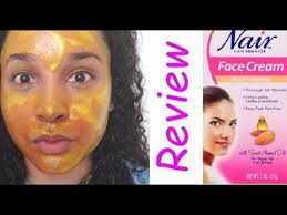 review nair hair remover cream