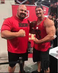 Aaron Reed, 6'7 310lb mog machine - Bodybuilding.com Forums