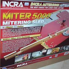 I Bought The Incra Miter 5000 Table Saw At The Work Table Facebook