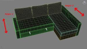 corner sofa bed friheten of ikea 3d