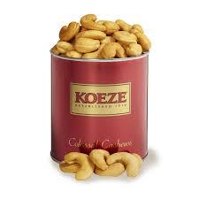 colossal cashews 14 oz gift tin