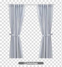 blue curtain png clipart images free