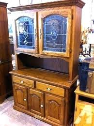 antique cabinets with glass doors