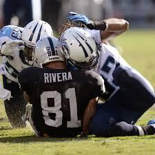 Raiders vs Cowboys Tuesday injury report: Mychal Rivera, Mike ...