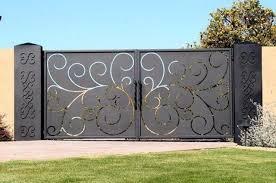 55 Lovely Modern Home Gates Design Ideas Modern Fence Design House Gate Design Gate Designs Modern