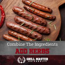 homemade sausage recipes and tips