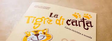La tigre della carta - Ecoistituto Alto Adige - Publishing - Service -  Mugele's Brand Identity - Agenzia di comunicazione, pubblicità e design -  Bolzano, Alto Adige