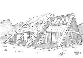 plan maison moderne d architecte ooreka