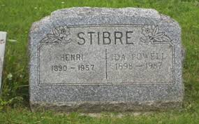 Powell, Stibre | Grande Riviere Cemetery | A Canadian Family