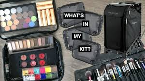 what s in my makeup kit film tv