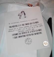 Tarjeta De Agradecimiento Para Los Invitados Lachapuzas Blogspot