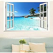 Beach Wall Decals And Coastal Wall Decals Beachfront Decor