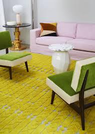 contemporary rug india madhavi