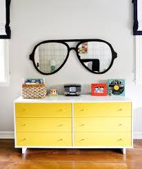 In The Big Kids Room With What S Up Moms Brooke Mahan Project Nursery Big Kids Room Kids Room Design Yellow Dresser