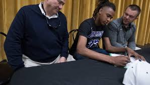 Adrian Walker, DJ McKenzie join PSC basketball with bright futures
