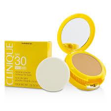 sun spf 30 mineral powder makeup