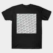 life and death aesthetic quotes t shirt au