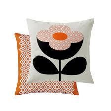 orla kiely ercup stem cushion