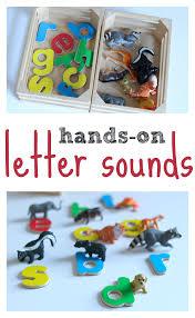hands on letter sounds activity no