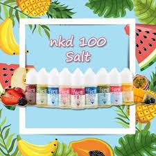 nkd 100 salt nic 35 50 30 ml dvj