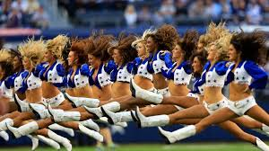 Dallas Cowboys Cheerleaders: Daughter of the Sexual Revolution story |  Daily Telegraph