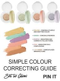 colour correcting concealers