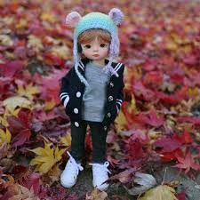 1 6 bjd sd doll cute little boy bare