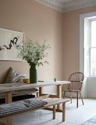 earthy pink paint colors