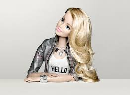barbie wants to get to know your child