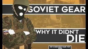 soviet gear why it didn t
