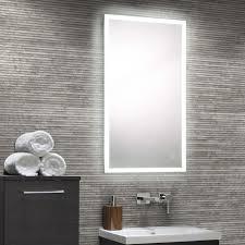 heated bathroom mirrors demister