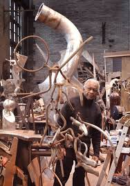 City of Chicago :: Richard Hunt: Sixty Years of Sculpture