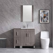 walsport bathroom vanity sink combo 36