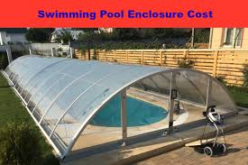 How Much Does The Outdoor Pool Enclosures Cost 10 000 Saving Tips