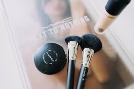 minimalist makeup mac next to nothing