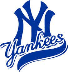 New York Yankees Vinyl Decal Sticker For Car Or Truck Windows Laptops Ebay