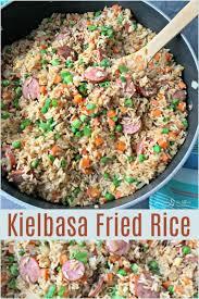kielbasa fried rice a flavorful 15