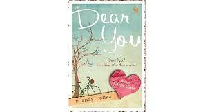 dear you demi apa demikian aku mencintaimu by moammar emka