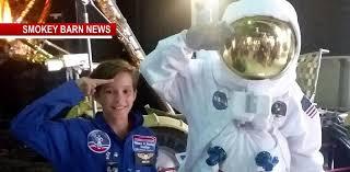 Orlinda Girl, 12, Trains At NASA Rocket Center Space Academy ...
