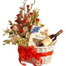 why wine gift baskets are always a