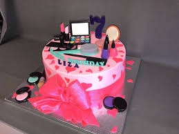 makeup birthday cake skazka desserts