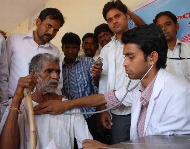 salary of govt doctor