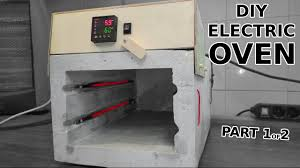 diy electric oven with pid controller