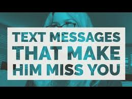 text messages that will make him smile