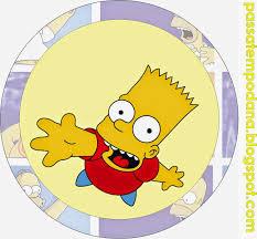 Los Simpson Invitaciones Tarjetas Toppers Y Stickers Para Imprimir Gratis Los Simpson Los Simpson Cumpleanos Fiesta De Simpsons