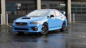 2016 subaru wrx sti series hyperblue review